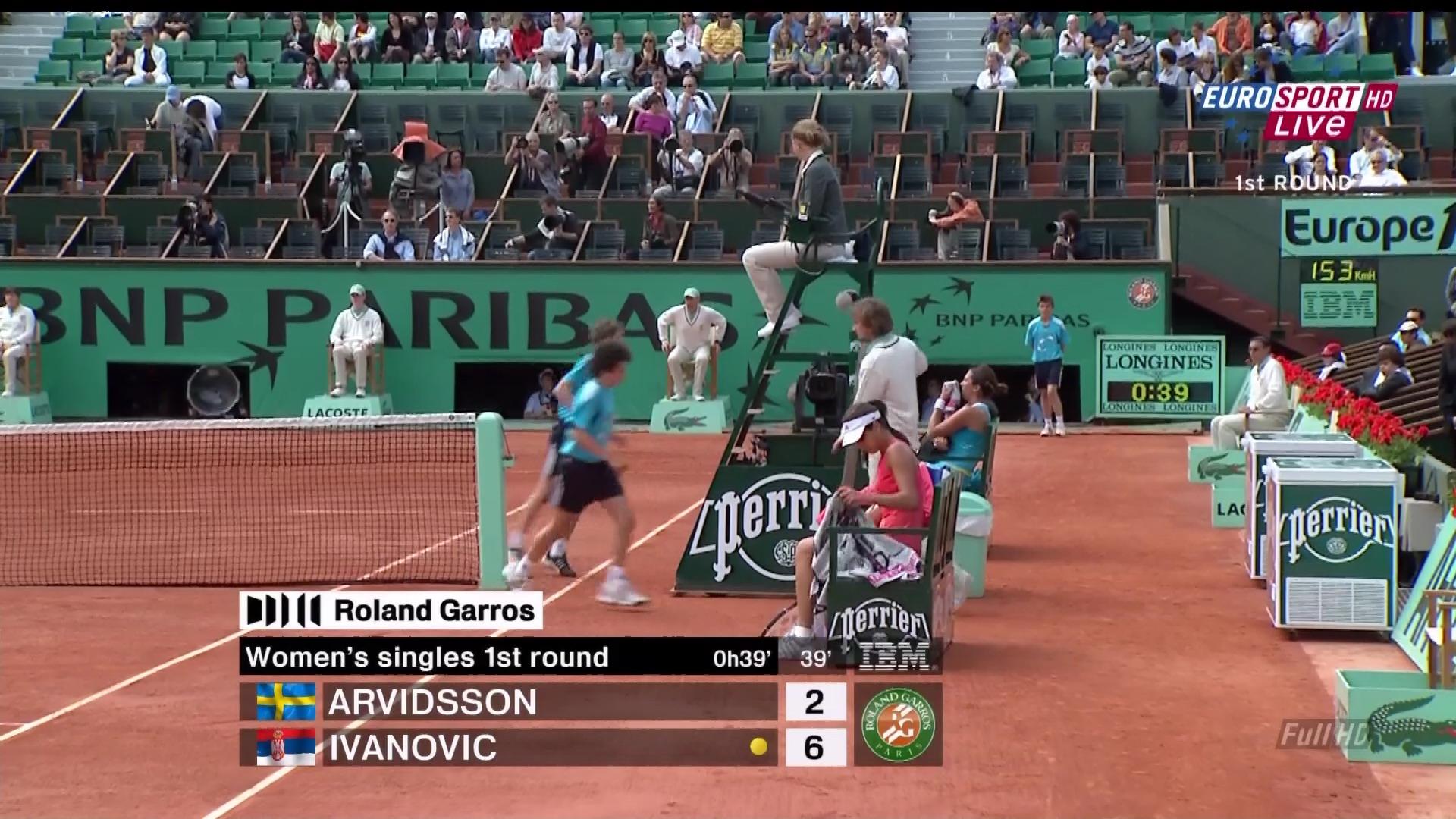 eurosport tennis live